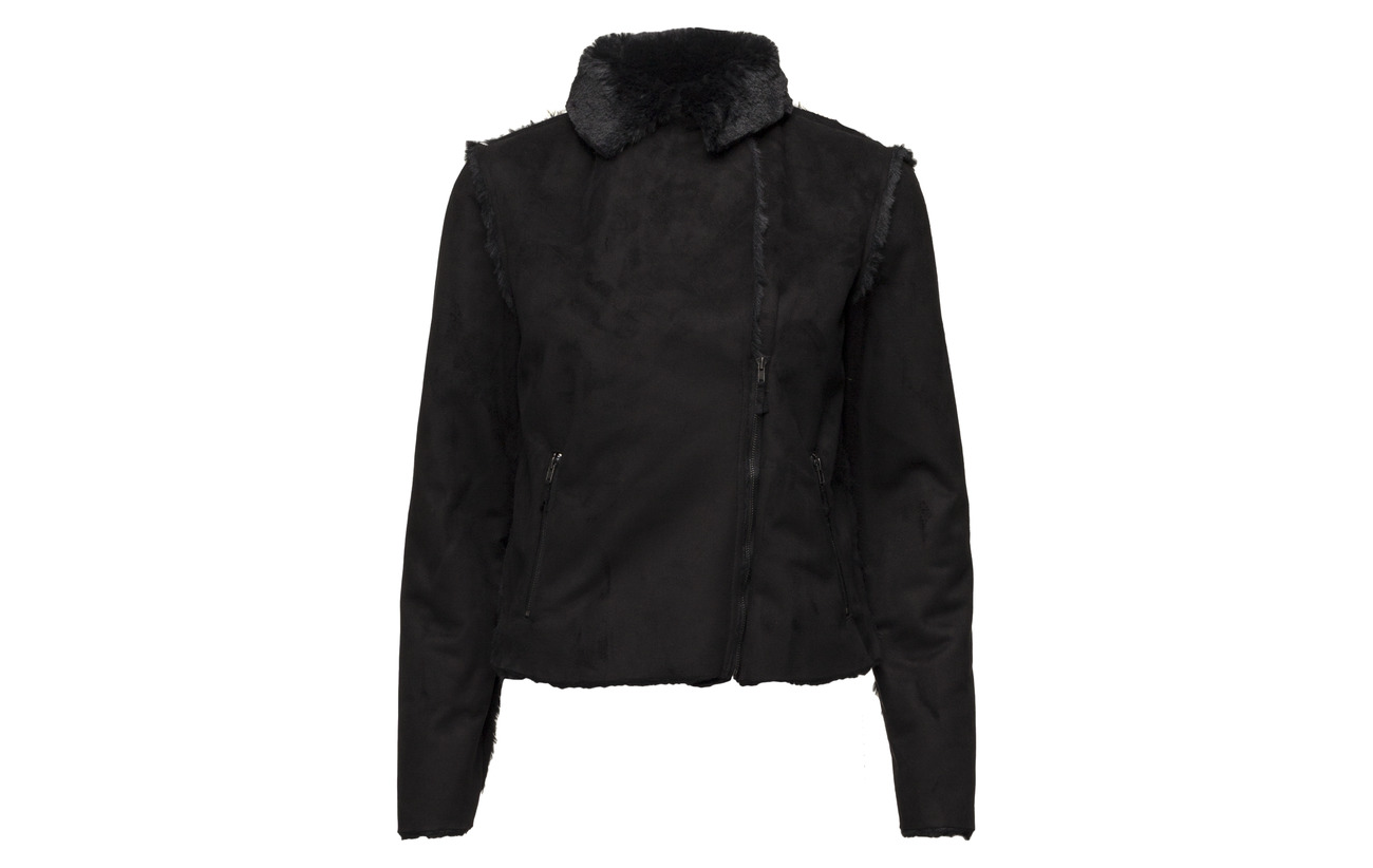 Polyester Rebels Jacket Ann 100 Black 001 Soft Équipement 0qv8SW