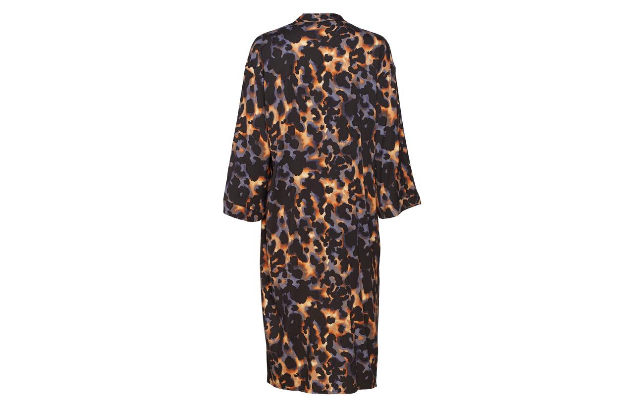 Soft Équipement 97 Print Kimono Elastane 3 Rebels Mich Viscose P7qraP