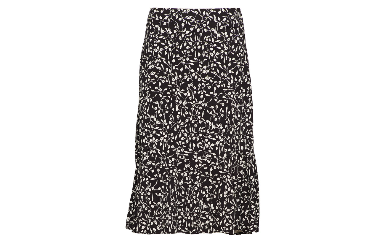 Équipement Print 817 Black With Skirt 3 97 Viscose Elastane Snow Soft Rebels White Fiona zR1AAF