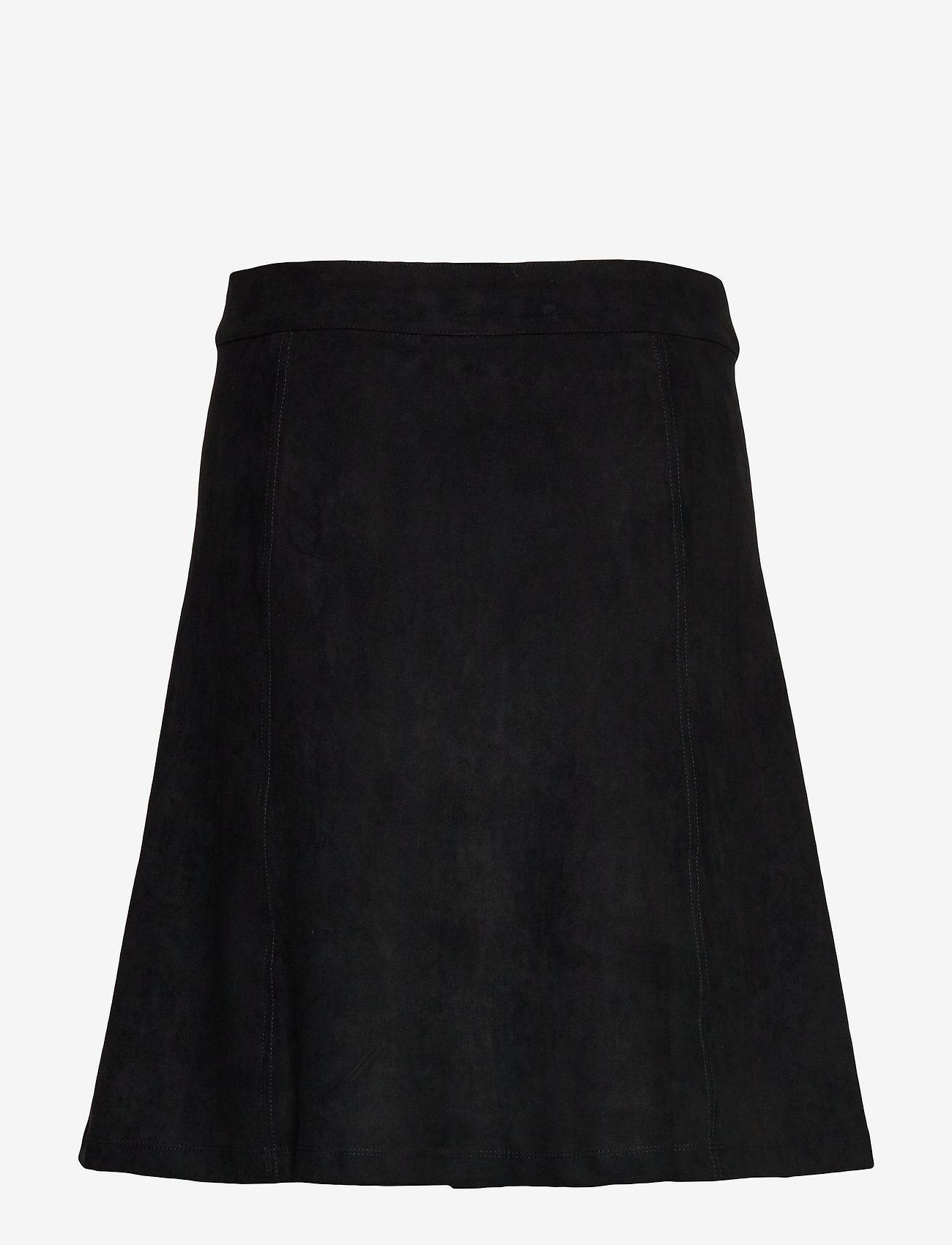 Soft Rebels - Kamma Skirt - korte nederdele - black - 1