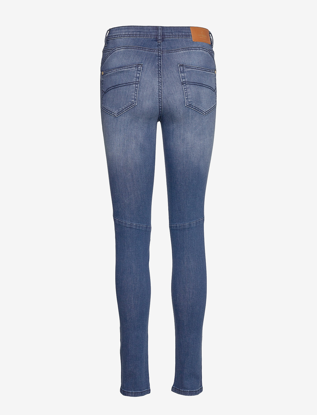 Soft Rebels - Cindy Straight Pant - straight jeans - dark wash - 1