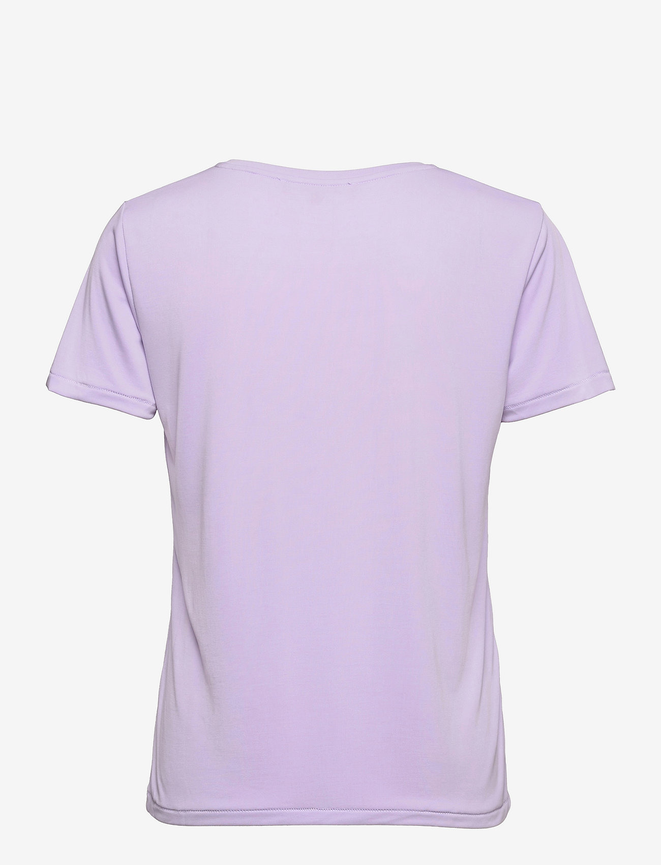 Soft Rebels - Ella T-shirt - t-shirts - thistle - 1