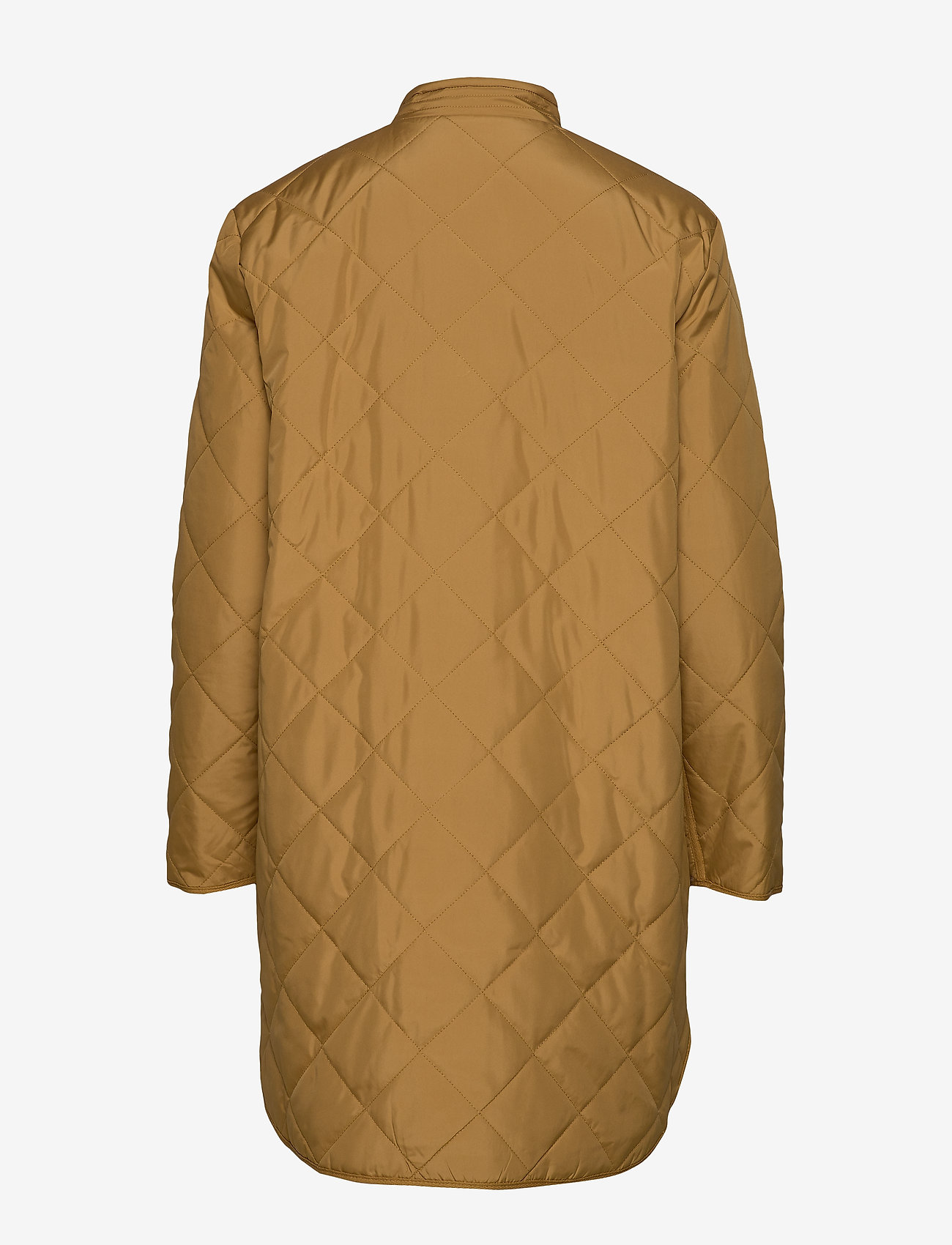 Soft Rebels - Shila Coat - quiltede jakker - cumin - 1