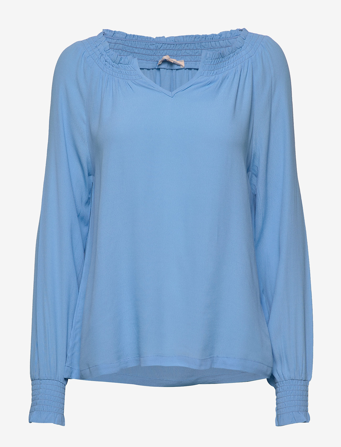Soft Rebels - Move LS Top - blouses med lange mouwen - little boy blue - 0