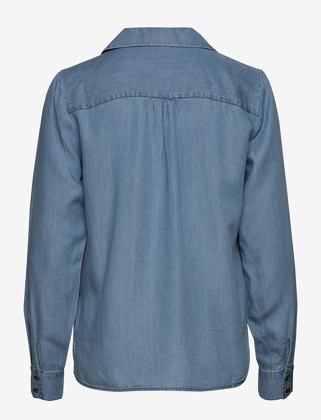Moira Ls Shirt (Dark Blue) - Soft Rebels FqgOO9
