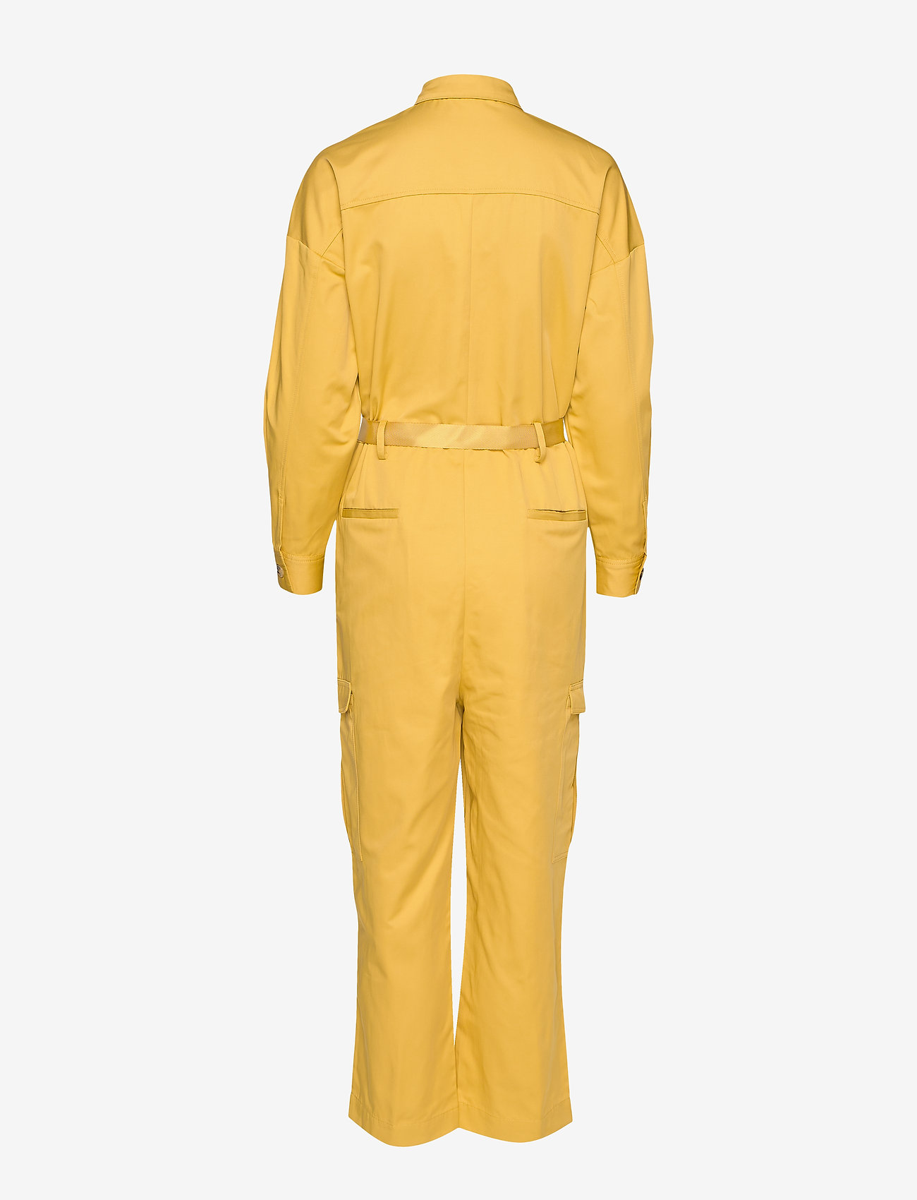 Soft Rebels - Rascal Jumpsuit - jumpsuits - ochre - 1