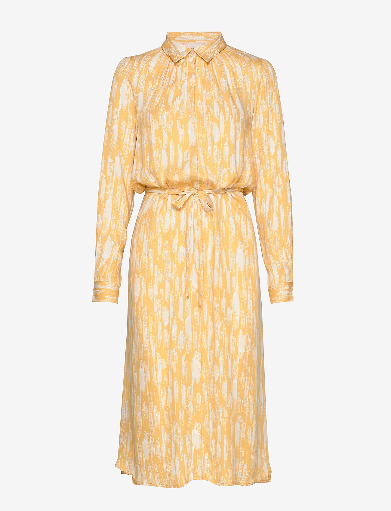 Blaze LS Midi Shirt Dress Printed