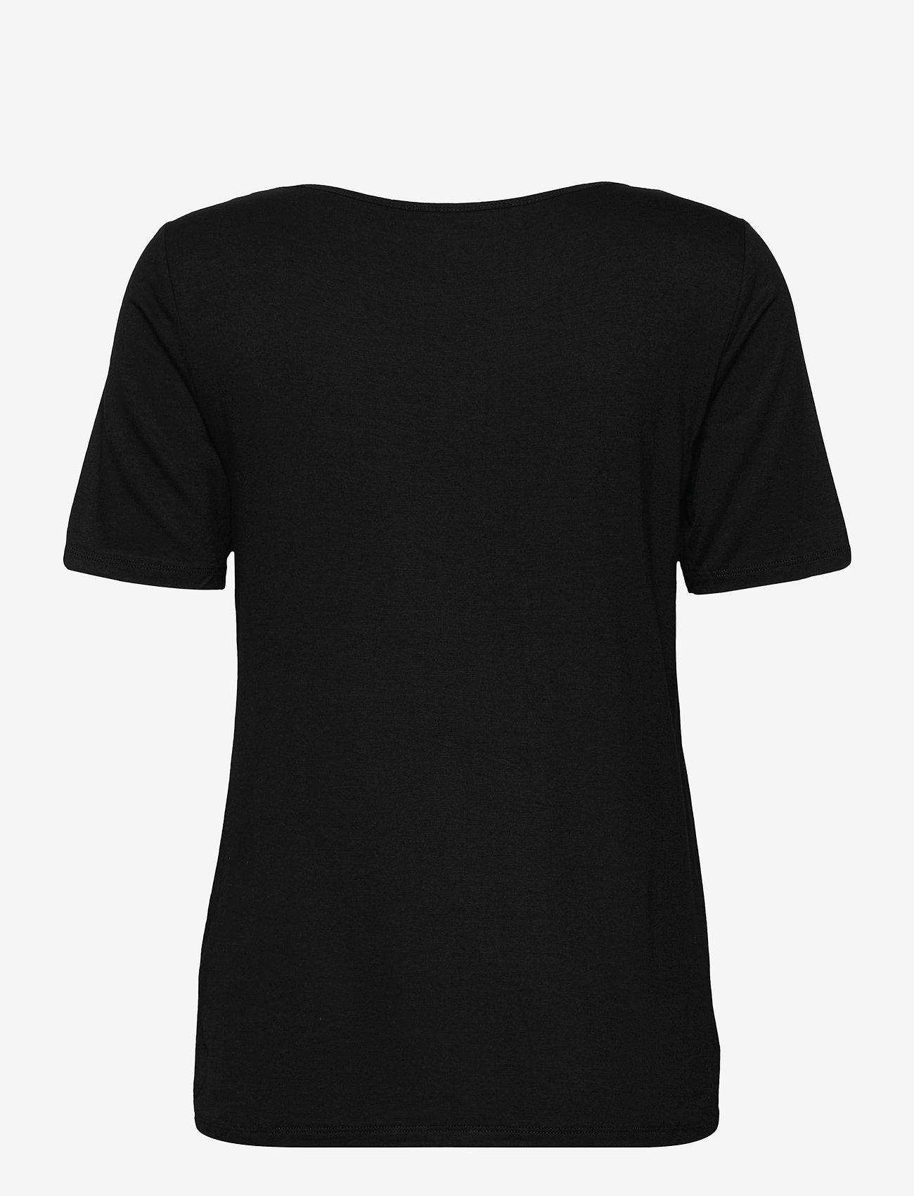 Soft Rebels - SRRebels T-shirt - t-shirts - black - 1