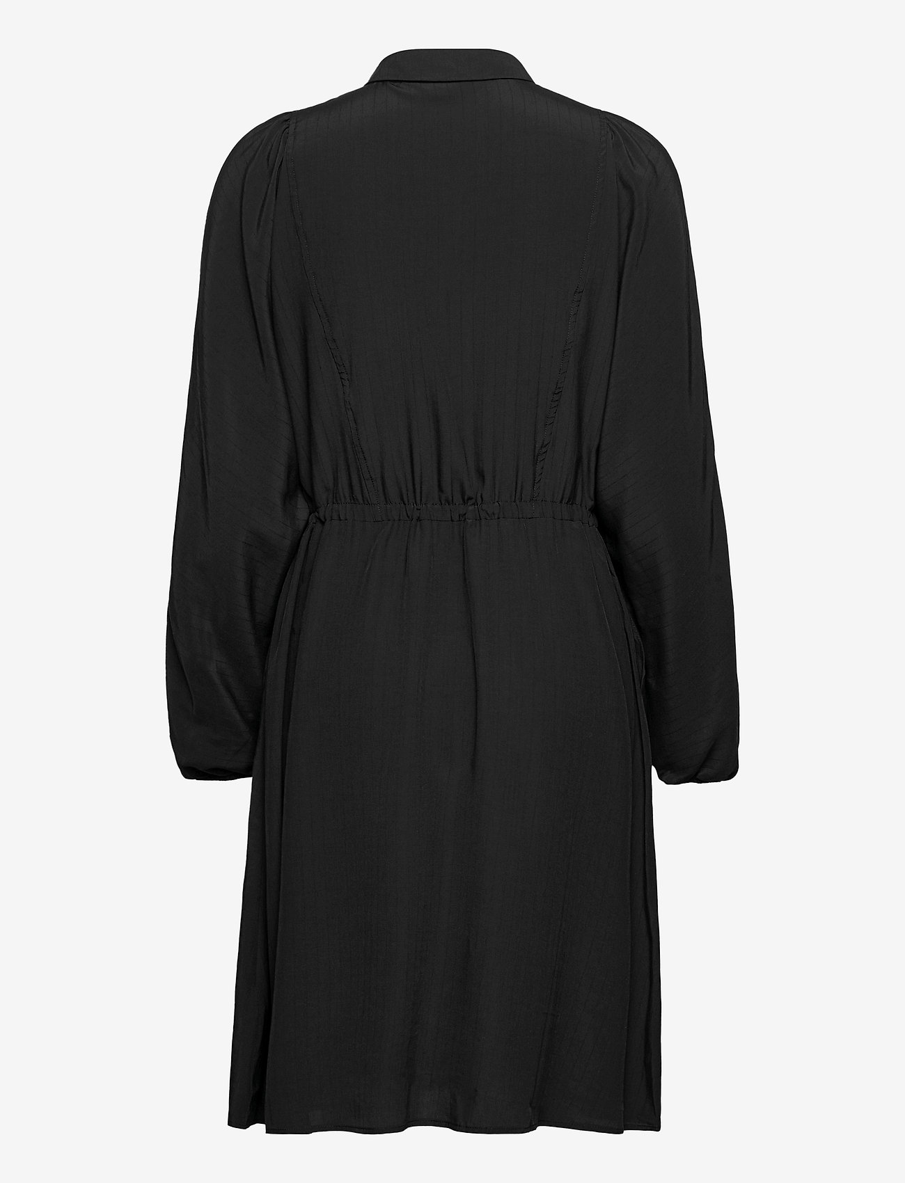 Soft Rebels - SRManna Shirt Dress - everyday dresses - black - 1