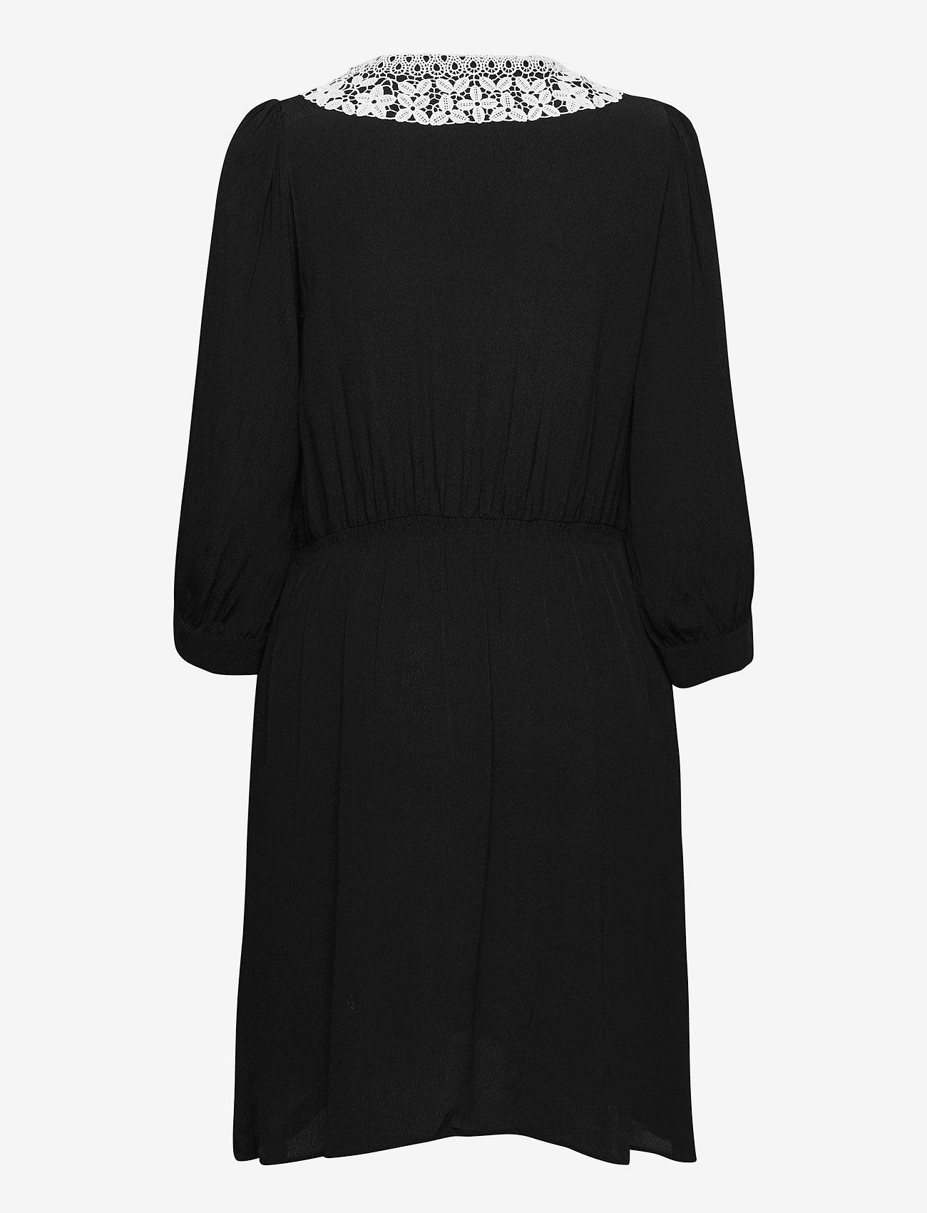 Soft Rebels - SRJudith Dress - summer dresses - black - 1