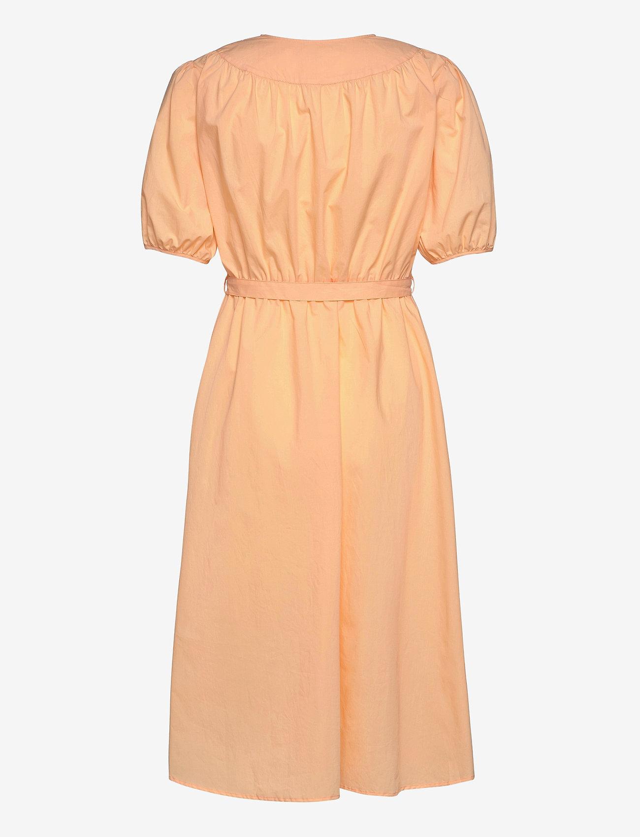 Soft Rebels - SRFika Wrap Dress - summer dresses - sunburst - 1