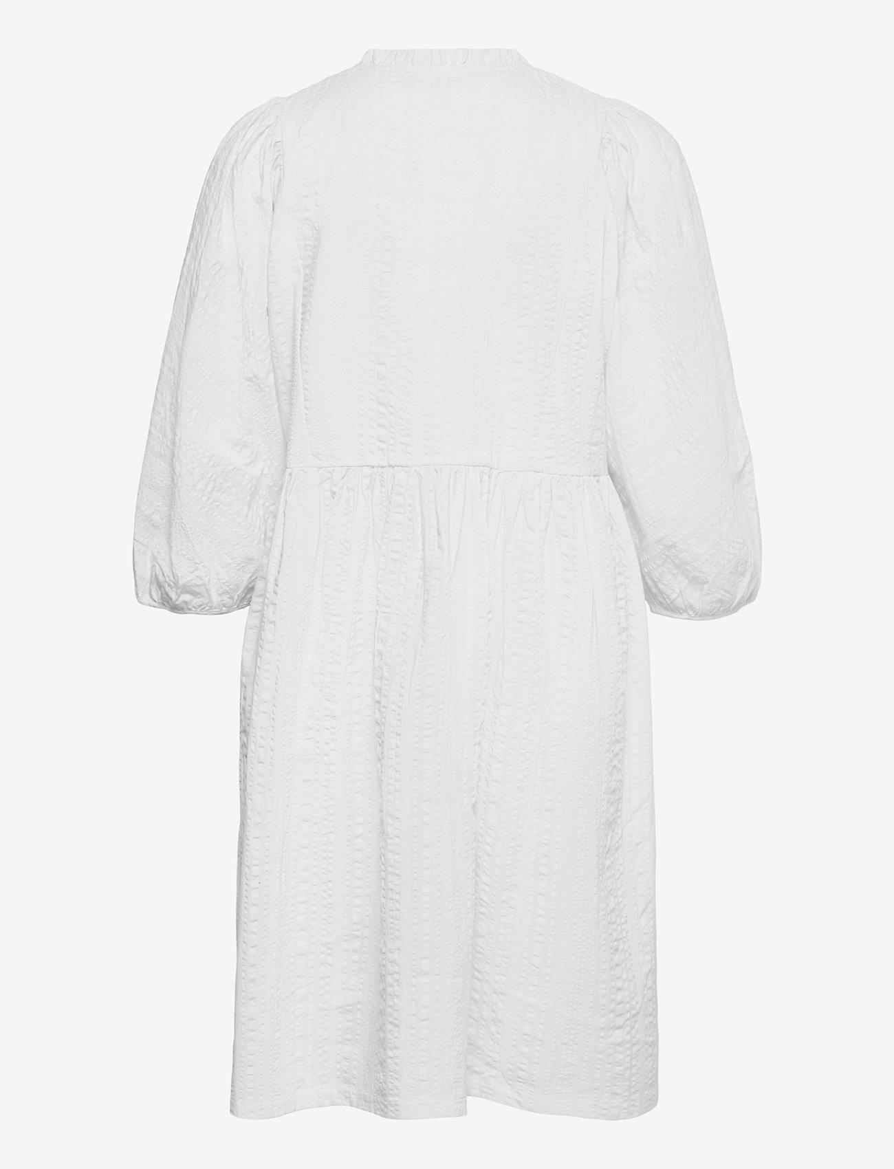 Soft Rebels - SRDana Dress - sommerkjoler - snow white / off white - 1