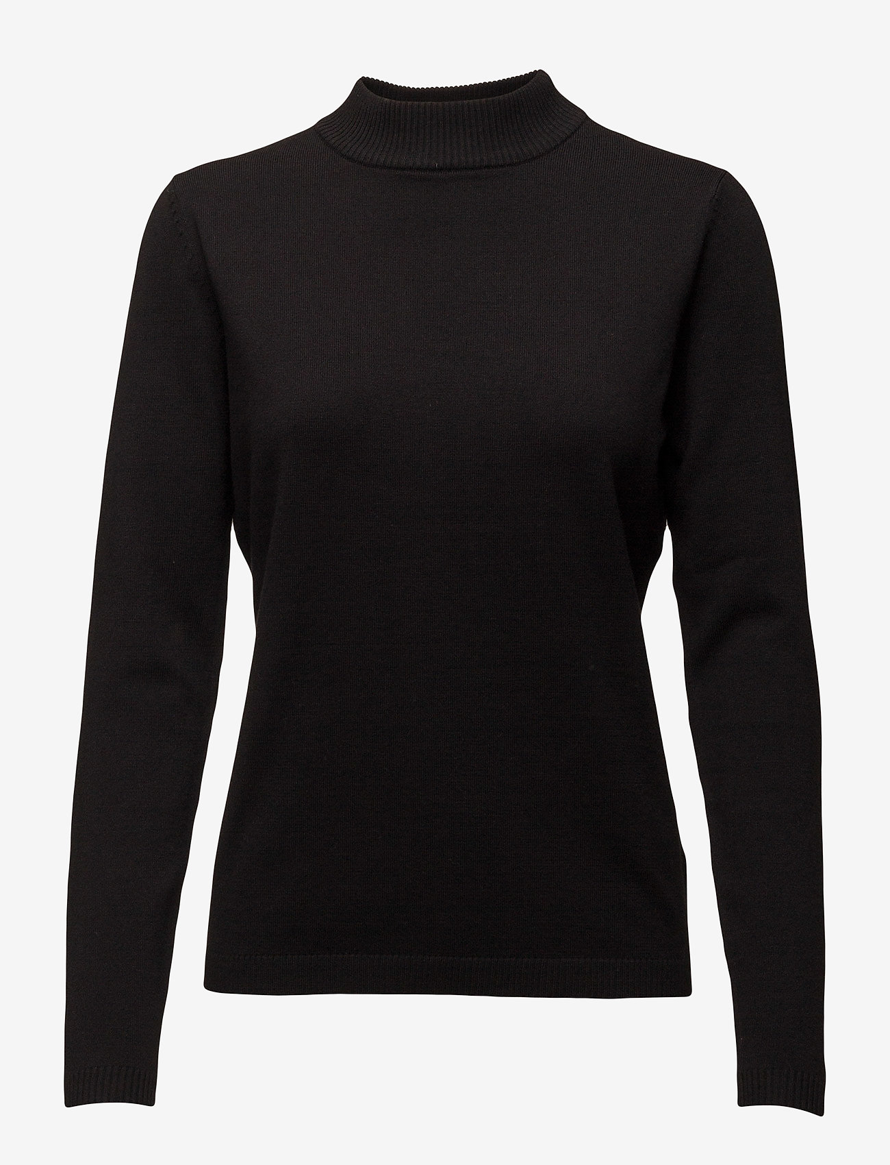 Soft Rebels - Zara Turtleneck - rullekraver - 001 black - 1