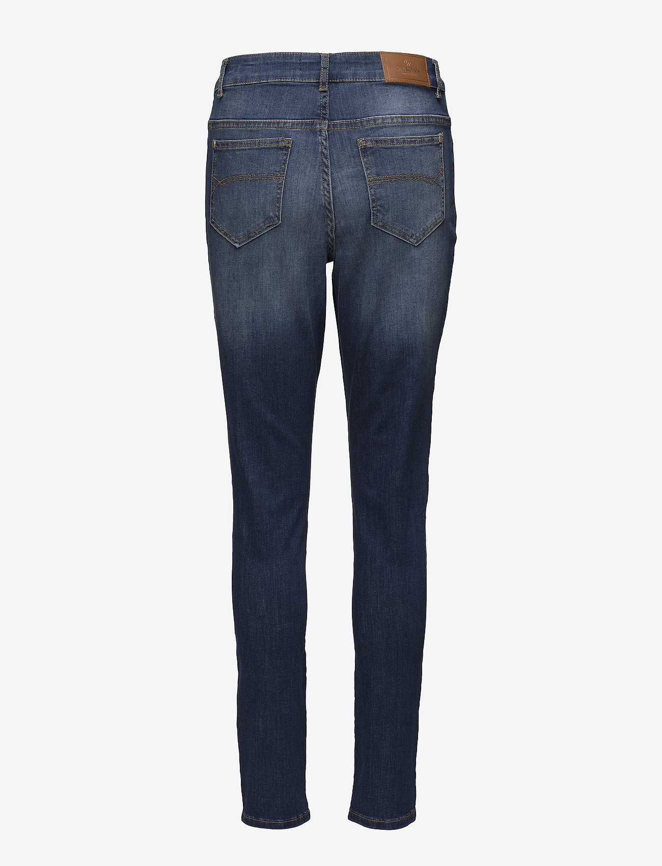 Soft Rebels - Cassy Boyfriend Pant - dżinsy chłopaka - 776 dark wash - 1