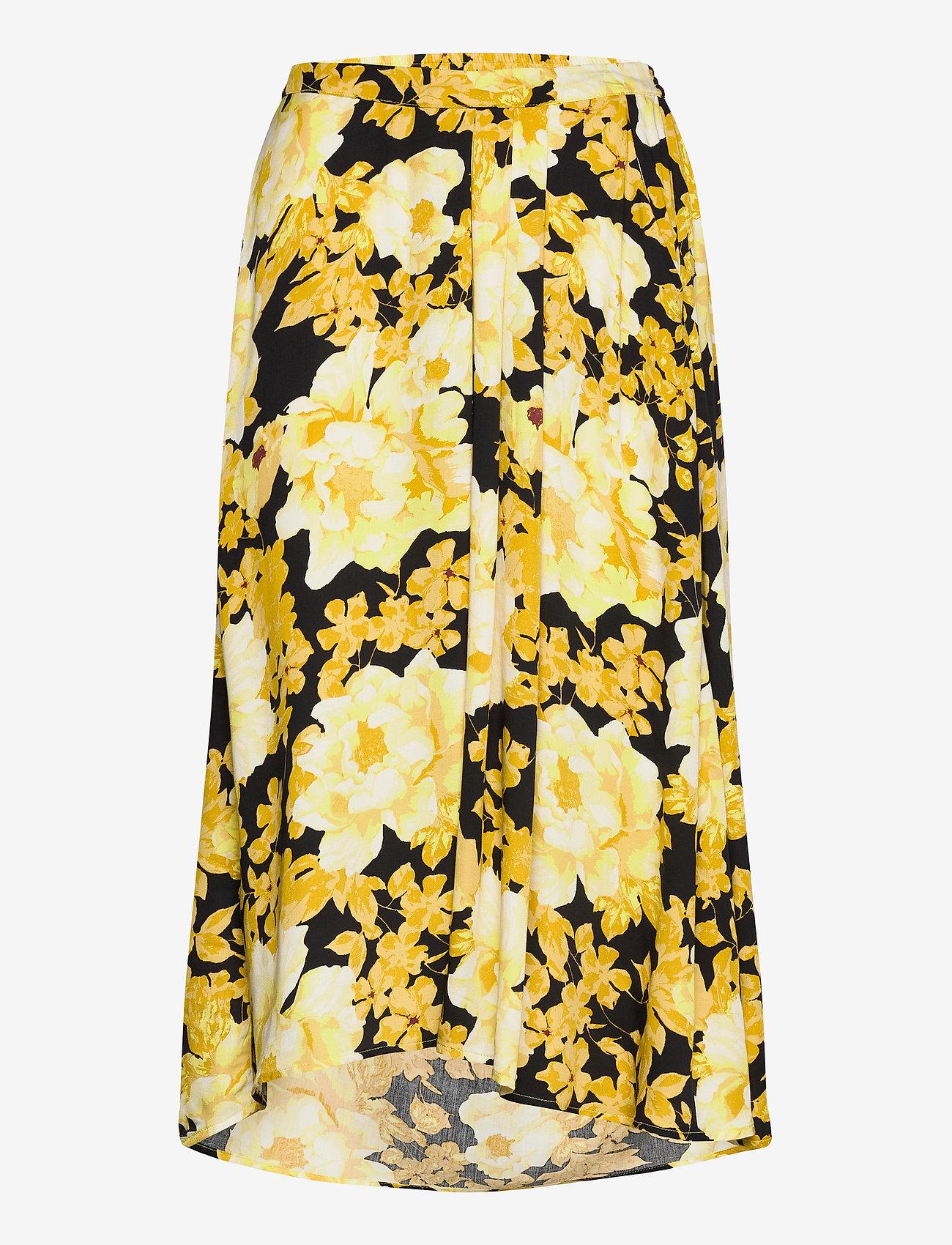 Soft Rebels - Rosanna Midi Skirt Printed - midi skirts - rosanna print pattern - 0