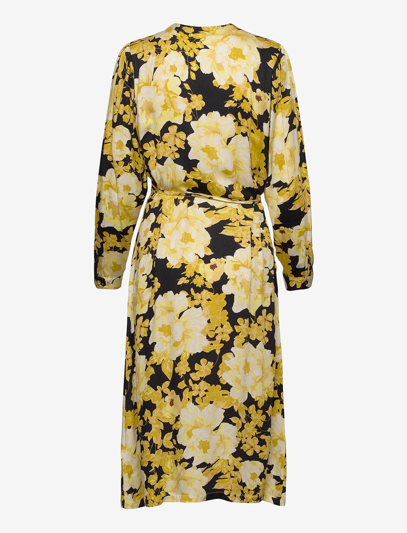Soft Rebels - Rosanna Midi Dress Printed - summer dresses - rosanna print pattern - 1
