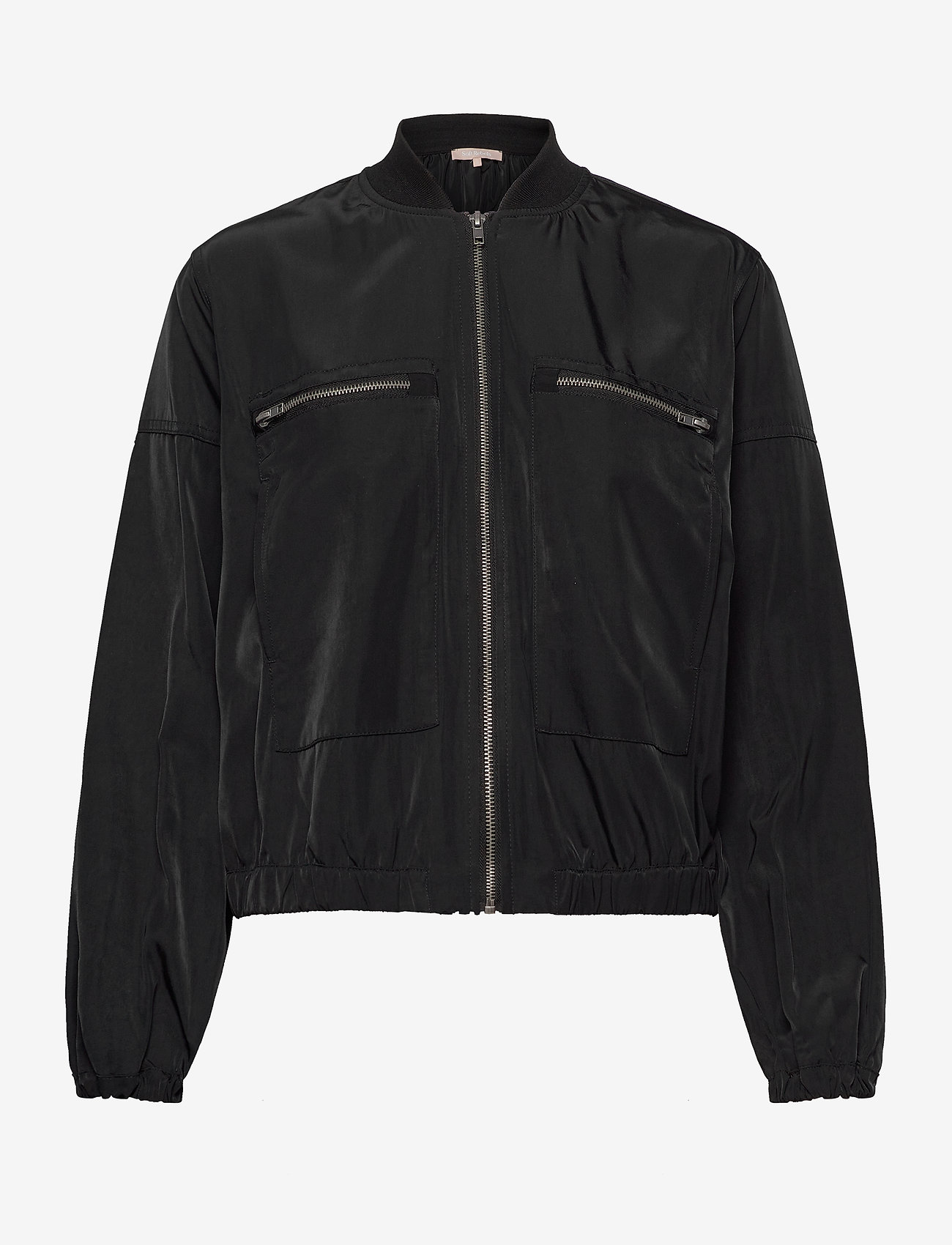 Soft Rebels - Evalia Bomber Jacket - bomber jacks - black - 0