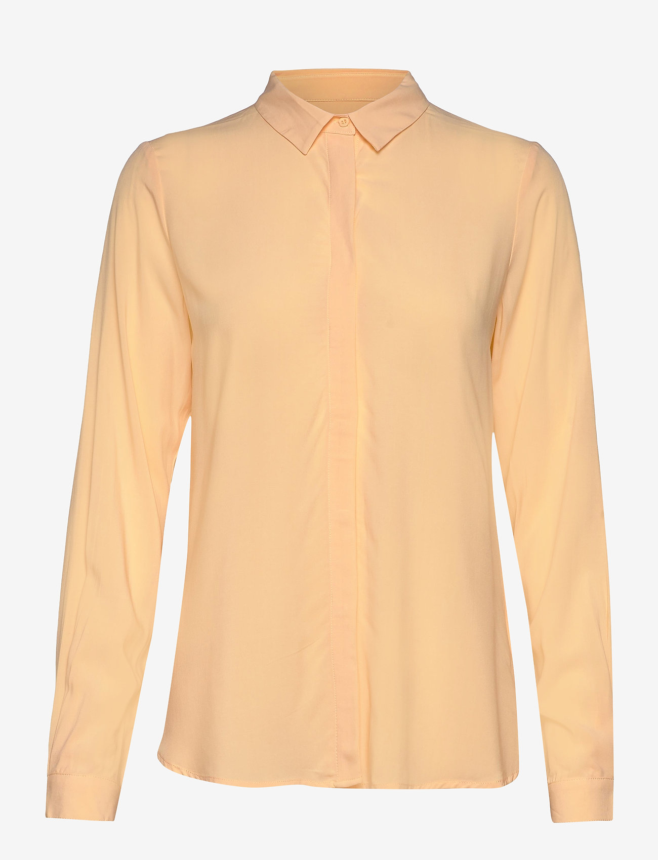 Soft Rebels - SRFreedom LS Shirt - long-sleeved shirts - sunburst - 0