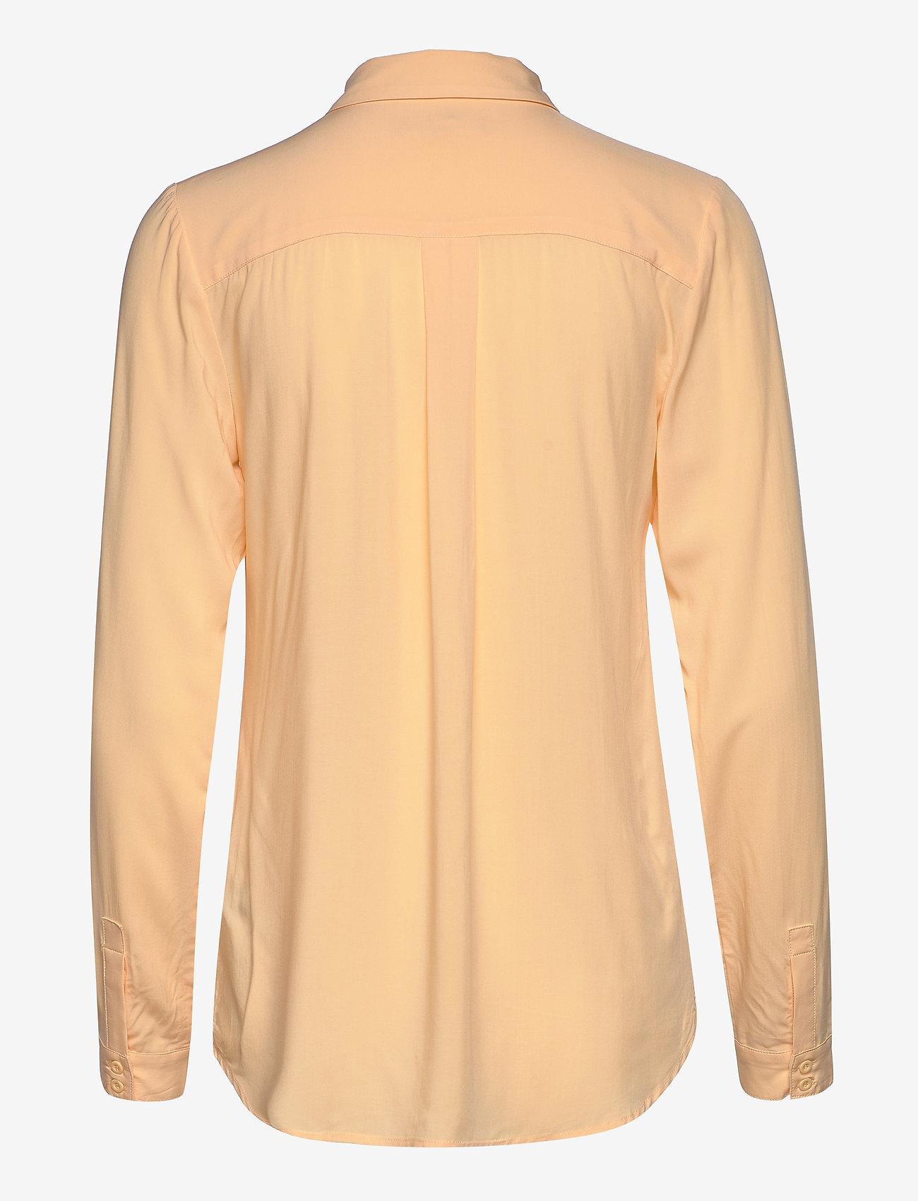 Soft Rebels - SRFreedom LS Shirt - long-sleeved shirts - sunburst - 1