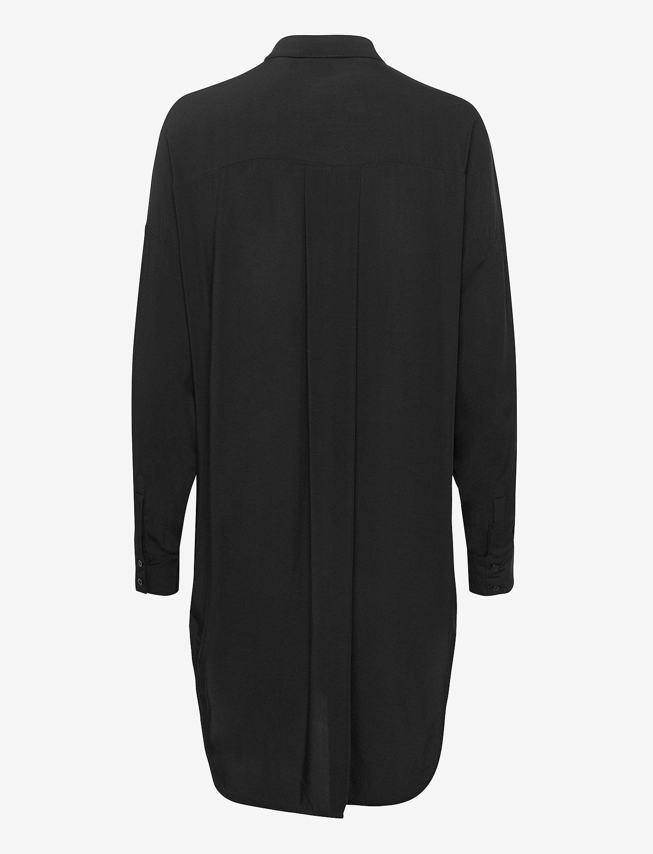 Soft Rebels - Freedom LS Long Shirt - tunikaer - black - 1