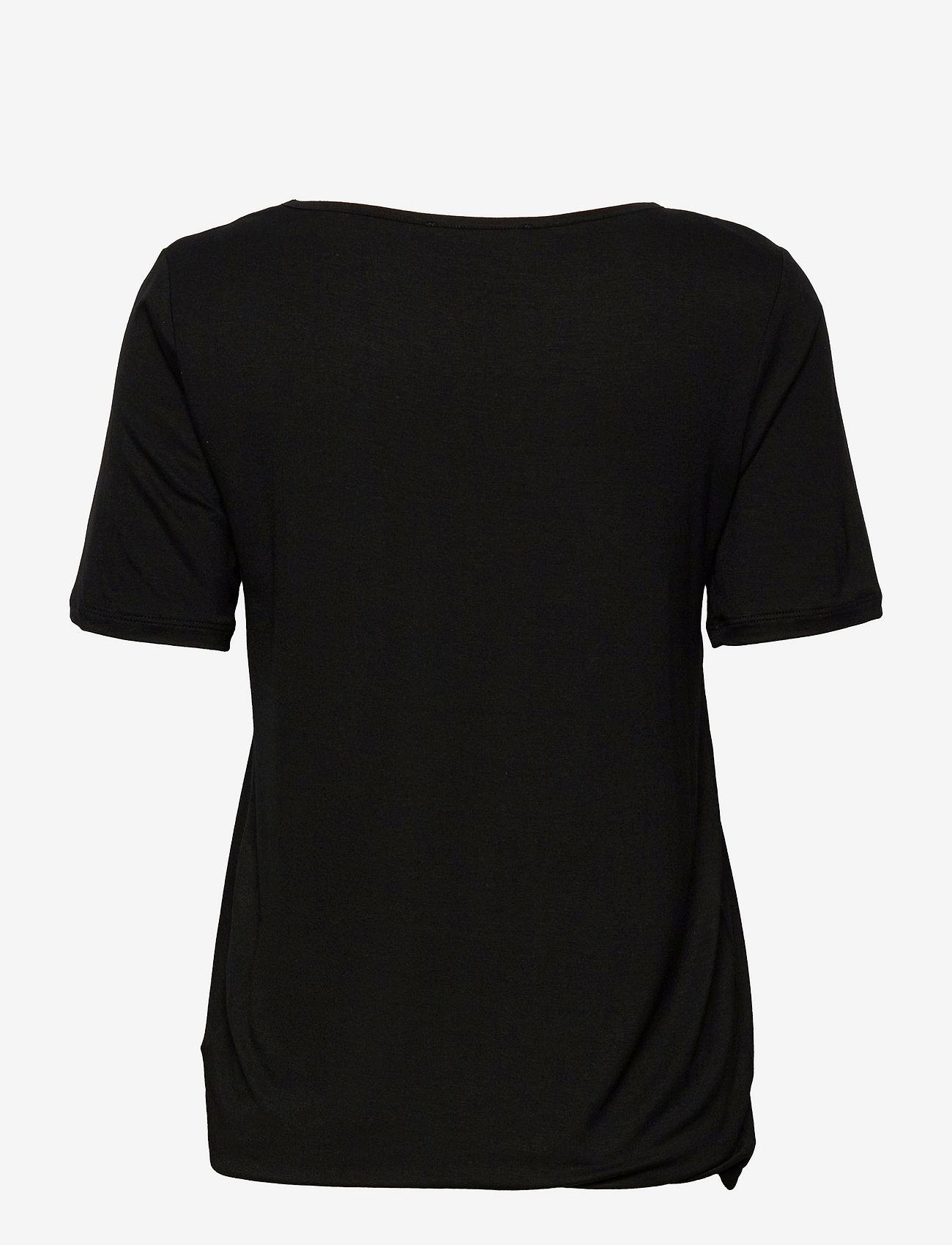 Soft Rebels - SRTwin T-shirt - t-shirts - black - 1