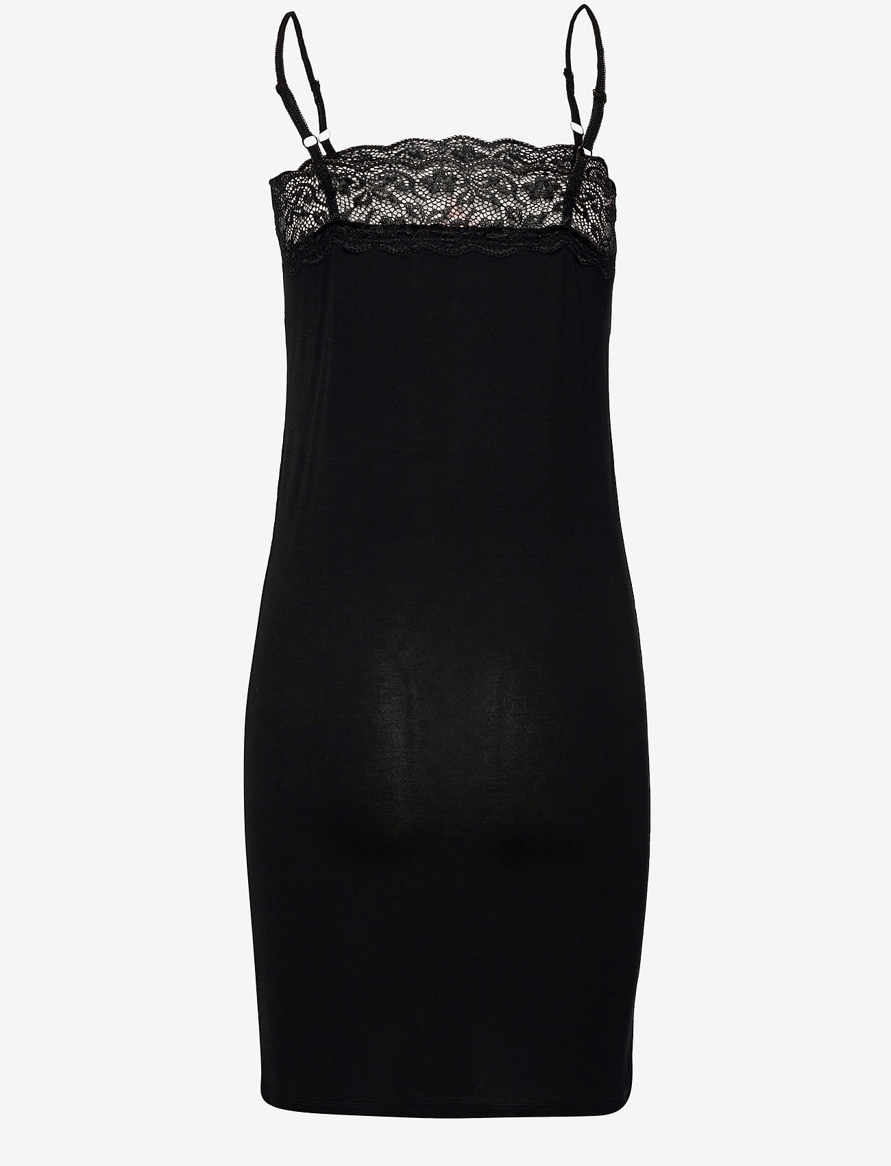 Soft Rebels - SRJade Singlet Dress - midi dresses - black - 1