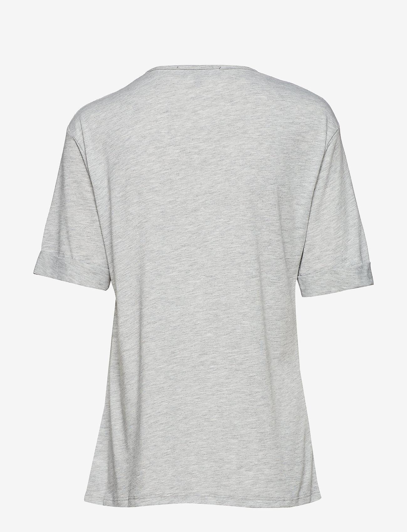 Soft Rebels - World T-shirt - printed t-shirts - 003 light grey