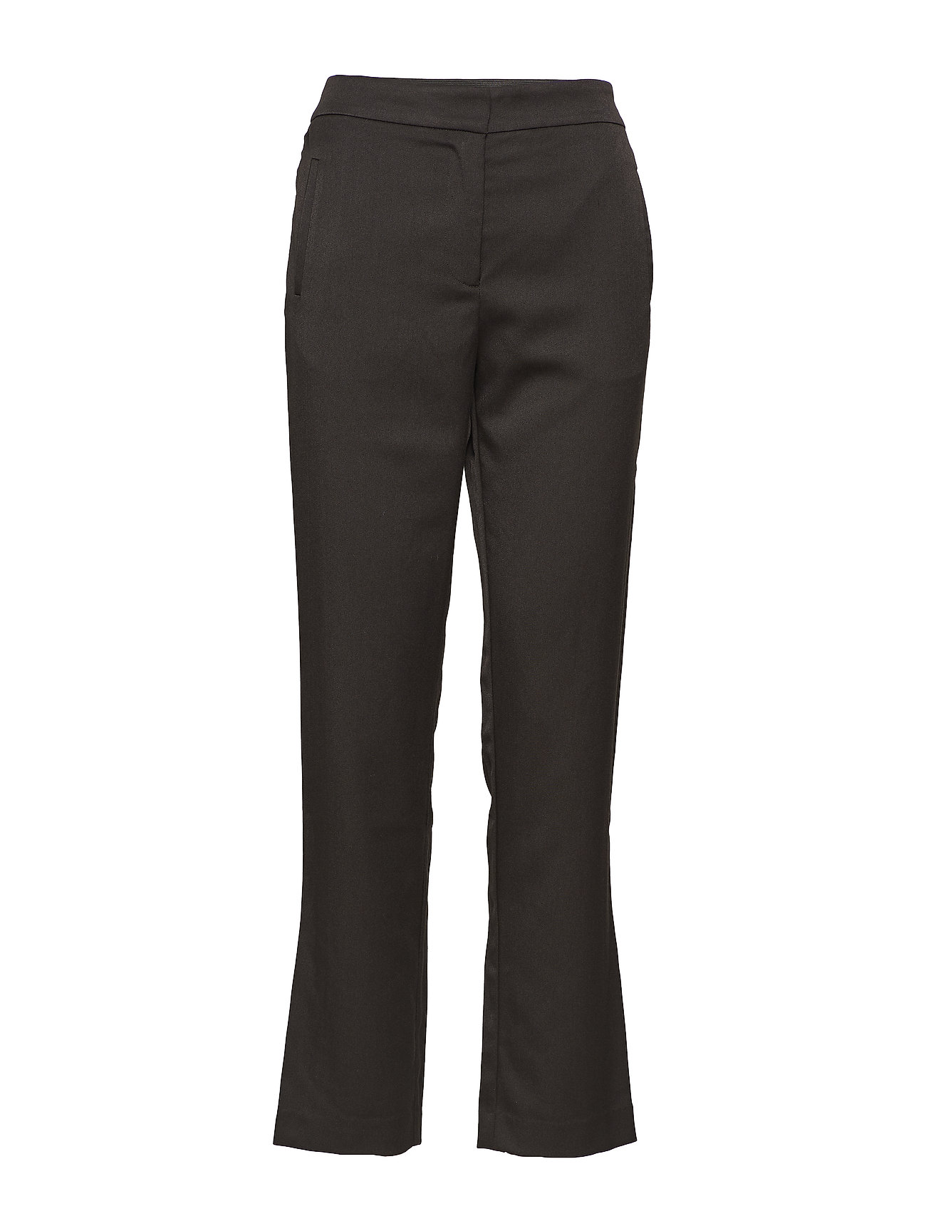 Soft Rebels Elena Pant w/ Stripe - 001 BLACK