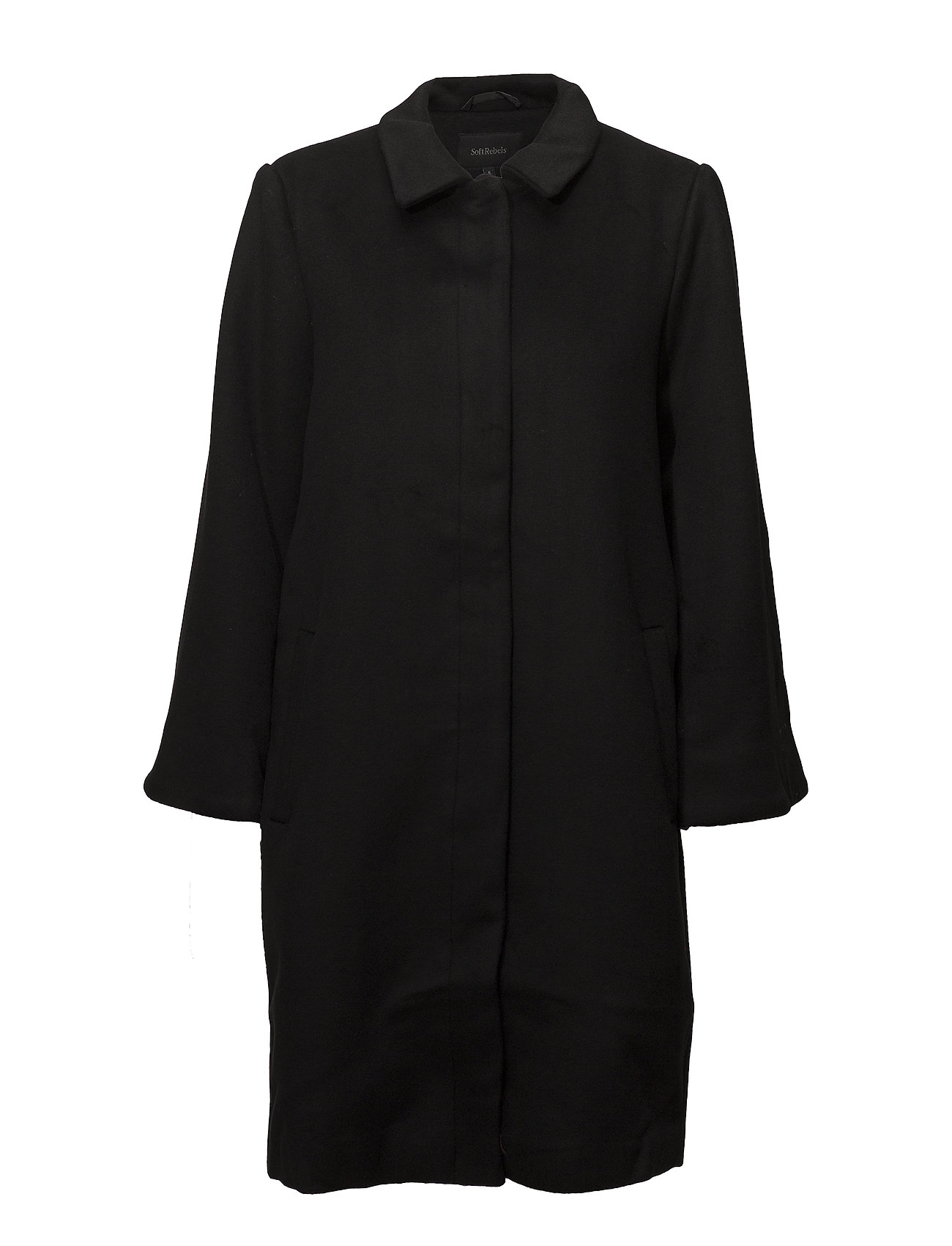 Soft Rebels Vera Jacket - 001 BLACK