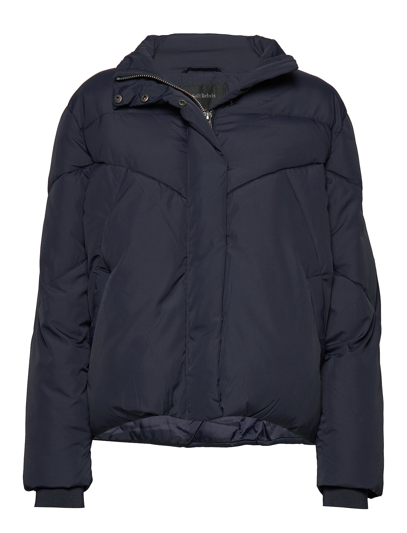 Soft Rebels Pippa Padded Jacket - TOTAL ECLIPSE