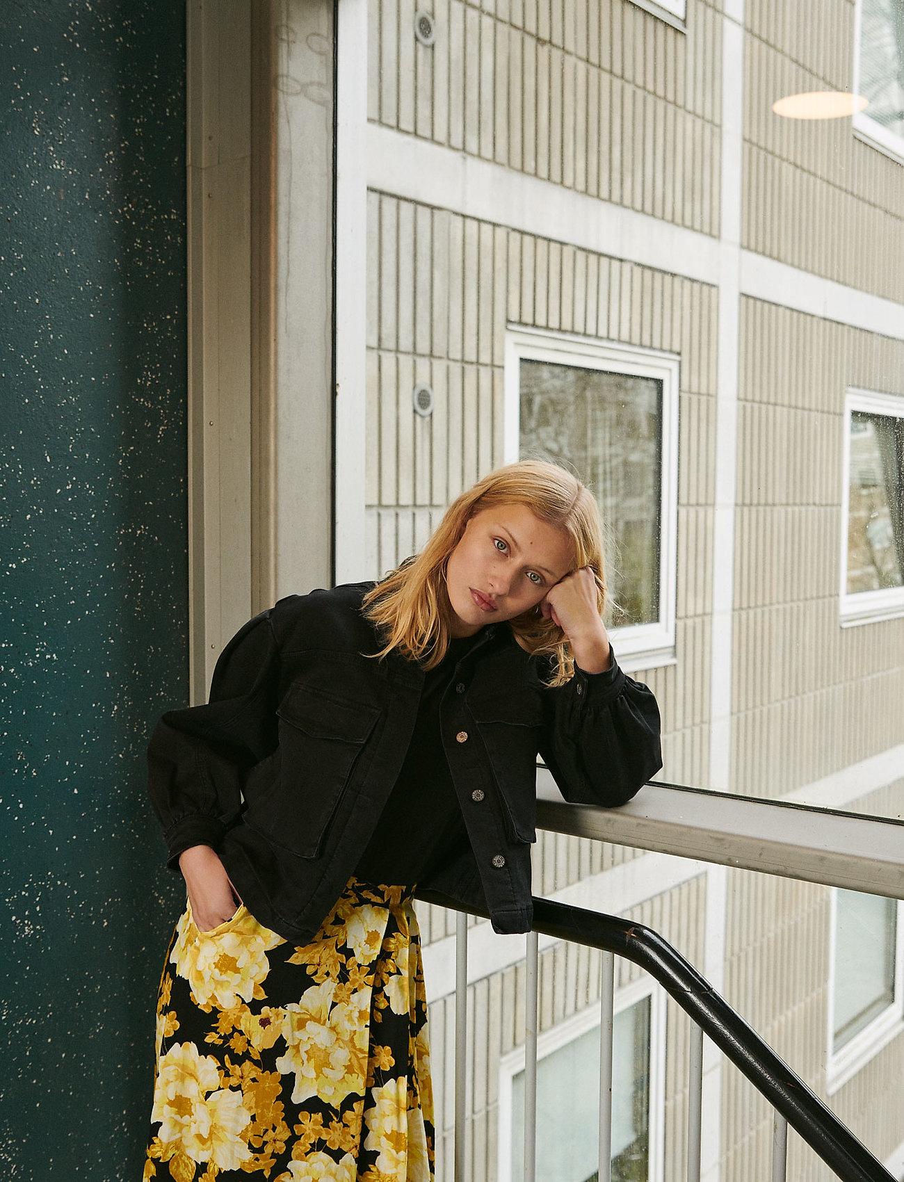Soft Rebels - Rosanna Midi Skirt Printed - midinederdele - rosanna print pattern - 0