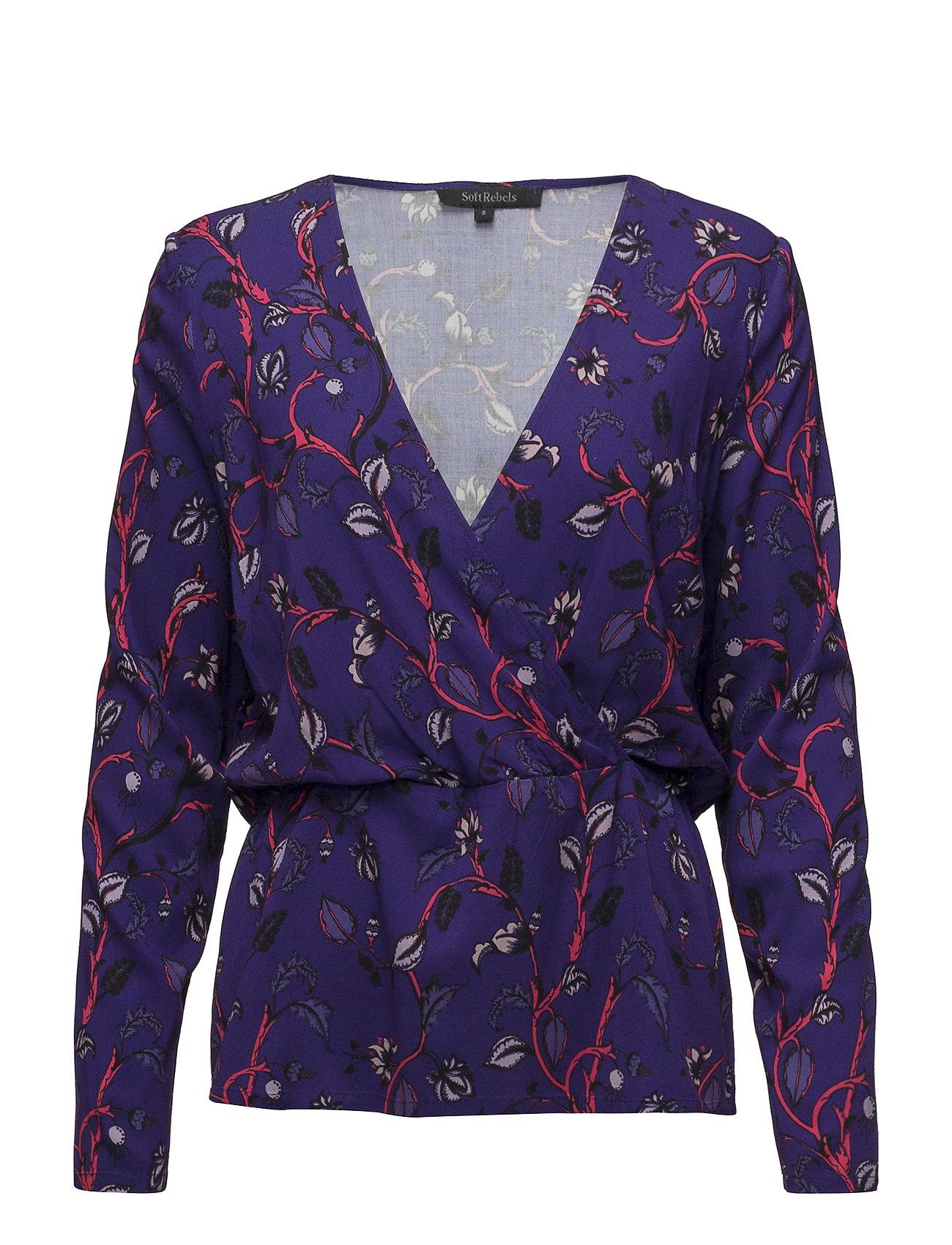 Rebels Purple Purple PrintSoft PrintSoft Shirt794 Rebels Smila Shirt794 Smila exCodB