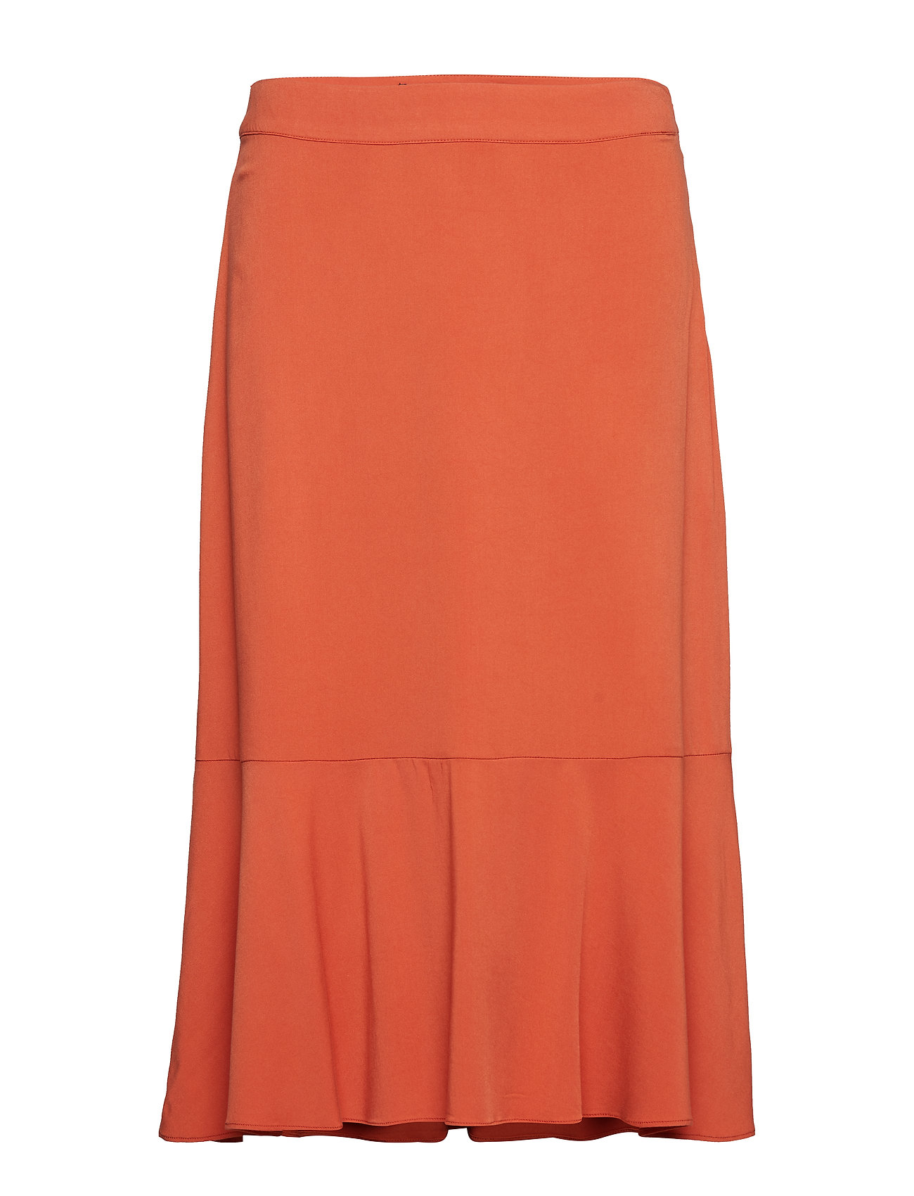 Soft Rebels Fiona Skirt - GINGER SPICE