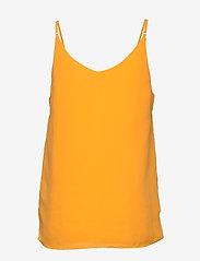 Soft Rebels - Frida Top - blouses zonder mouwen - kumquat - 1