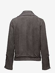 Soft Rebels - Easa Jacket - leather jackets - 015 ash grey - 1