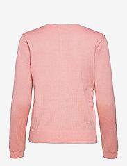 Soft Rebels - SRMarla New O-neck Cardigan - cardigans - quartz pink - 1