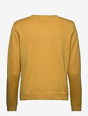 Soft Rebels - Zara New O-neck Cardigan - cardigans - rattan - 1
