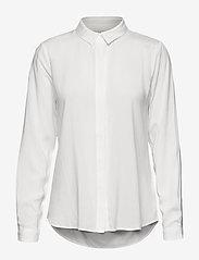 Soft Rebels - Freedom LS Shirt - overhemden met lange mouwen - snow white / off white - 1