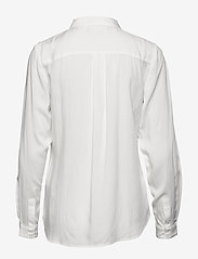 Soft Rebels - Freedom LS Shirt - overhemden met lange mouwen - snow white / off white - 2