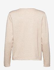 Soft Rebels - SRMarla O-Neck Roll Edge - sweaters - whitecap gray - 2