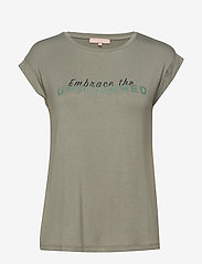 Soft Rebels - Embrace SS Top - t-shirts - tea - 0