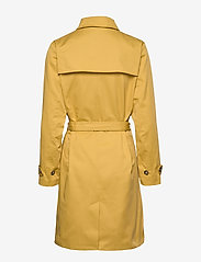 Soft Rebels - Sol Trench Coat - trenchcoats - ochre - 2