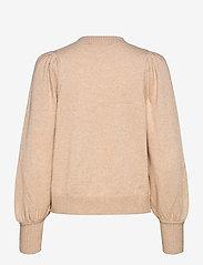 Soft Rebels - SRTamara LS O-neck Knit - jumpers - white pepper - 1