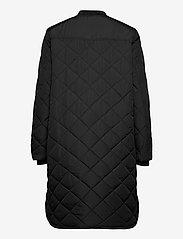 Soft Rebels - SREileen LS Quilt Coat - quilted jackets - black - 1