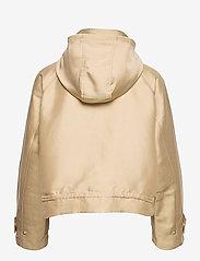 Soft Rebels - SREllen LS Short Jacket - light jackets - white pepper - 1