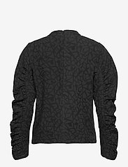 Soft Rebels - SRJasmina LS Top - long sleeved blouses - black - 1