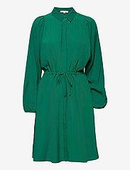 Soft Rebels - SRManna Shirt Dress - everyday dresses - lush meadow - 0