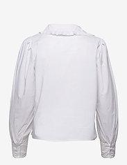 Soft Rebels - SRFika LS Shirt - long sleeved blouses - snow white / off white - 1