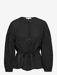 SRPolly LS Shirt - BLACK