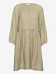 Soft Rebels - SRPolly Dress - everyday dresses - covert green - 0